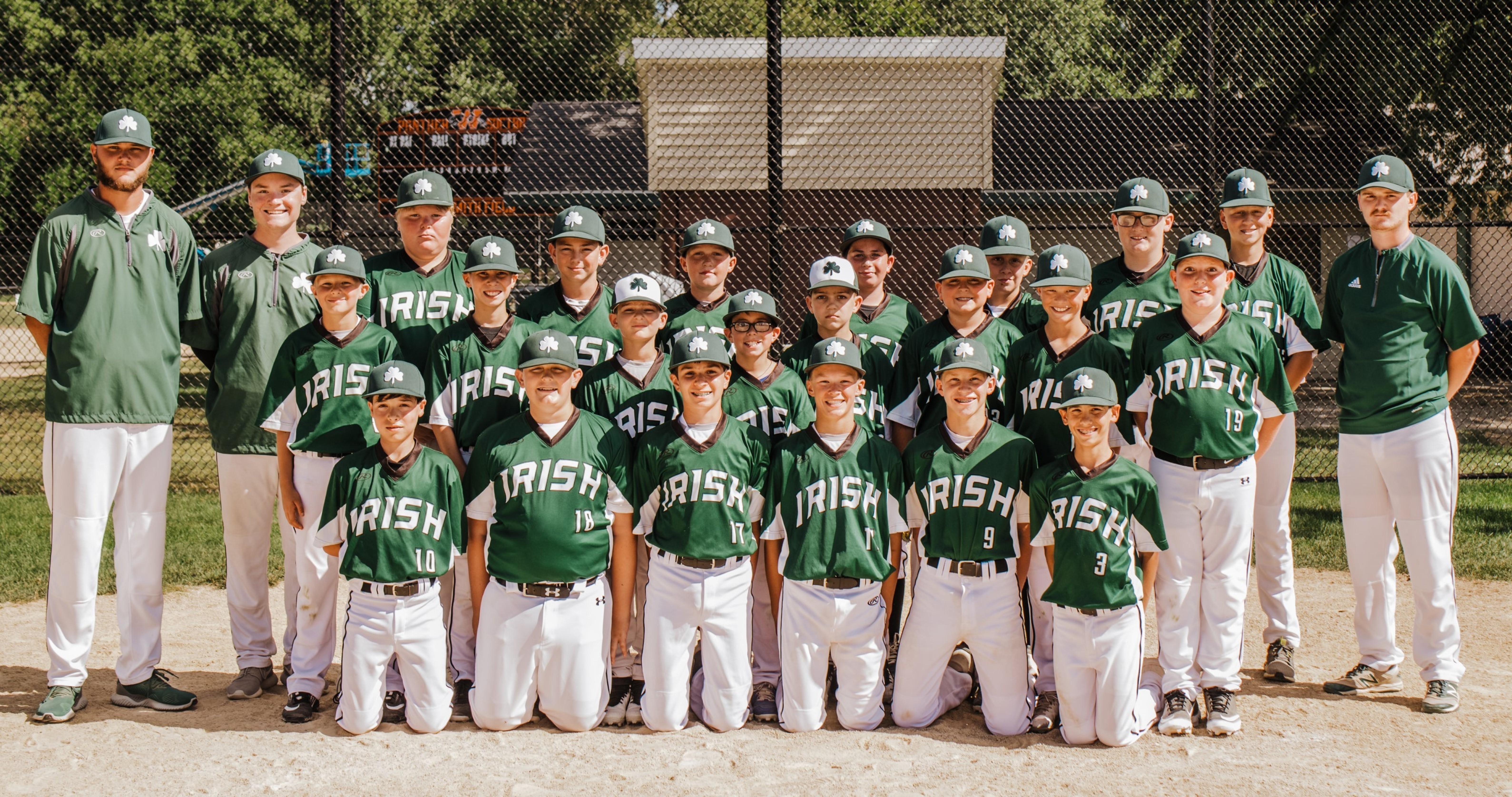 St Pats Baseball 2020