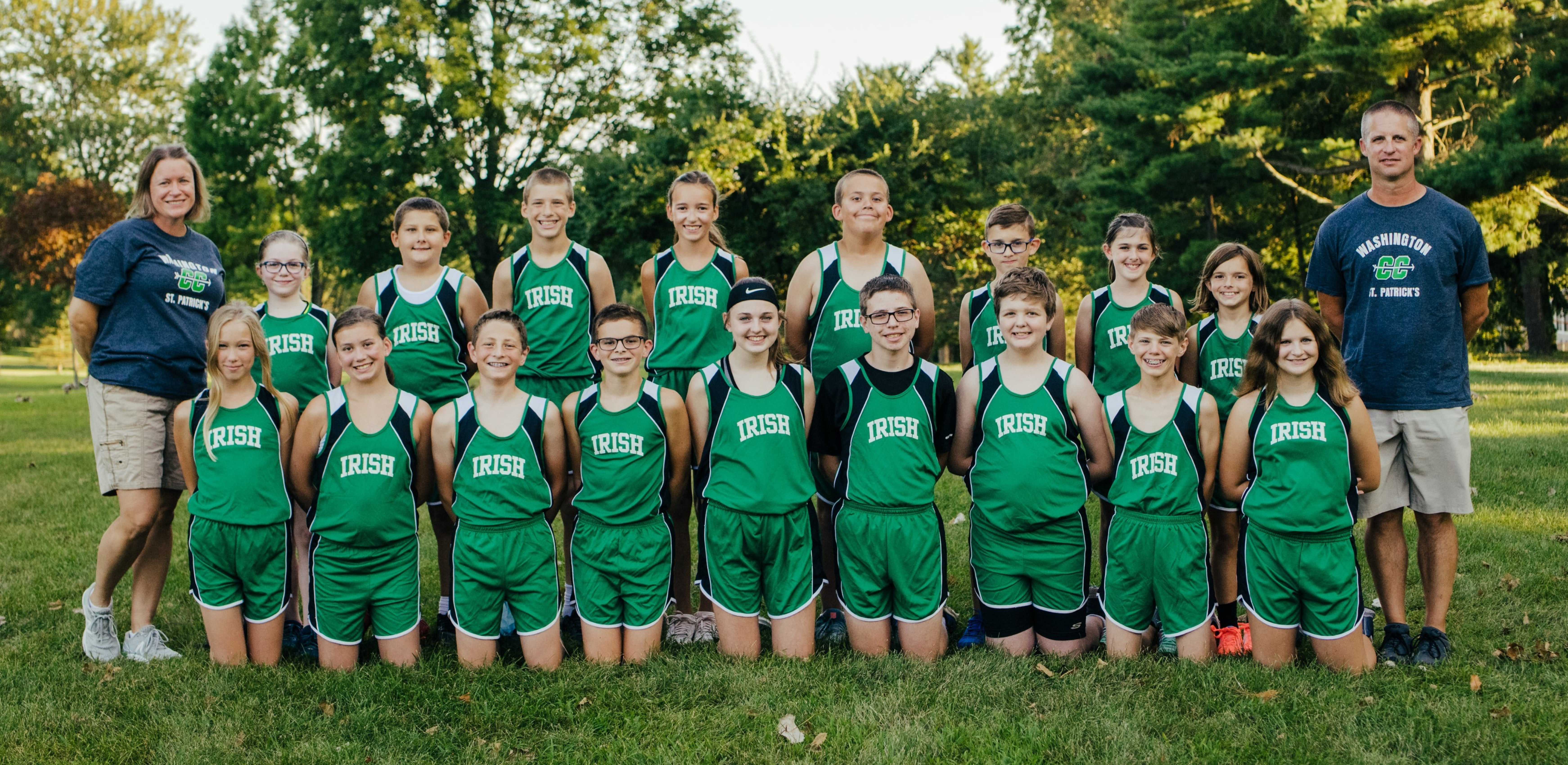 St Pats Cross Country 2020 St Pats Cross Country